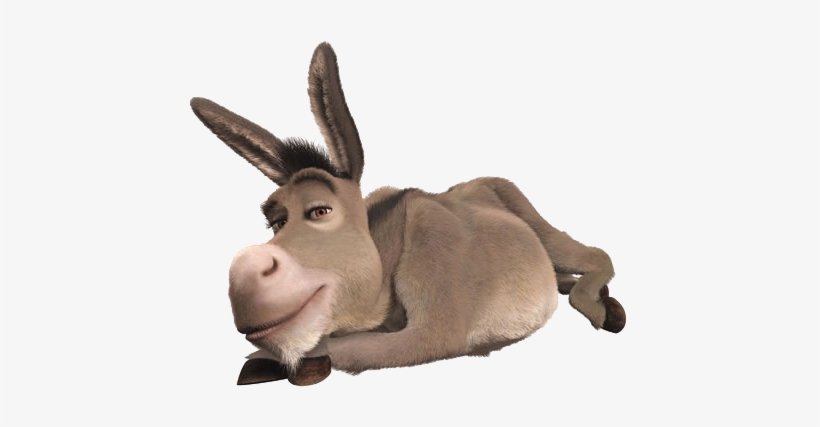 Related Wallpapers Donkey From Shrek Laying Down Png Image