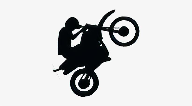 Empinando Moto Png Desenho De Moto No Grau Png Image