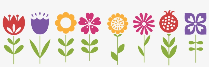 Cartoon Flowers Flowers Thanks For Watching Me Grow Png Image Transparent Png Free Download On Seekpng