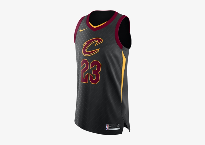 Lebron James Statement Edition Authentic Cavs Nike - Cleveland Cavaliers 51b0aceec