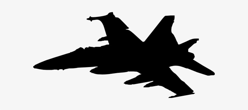 F Fighter Jet Silhouette Png Png Image Transparent Png Free Download On Seekpng