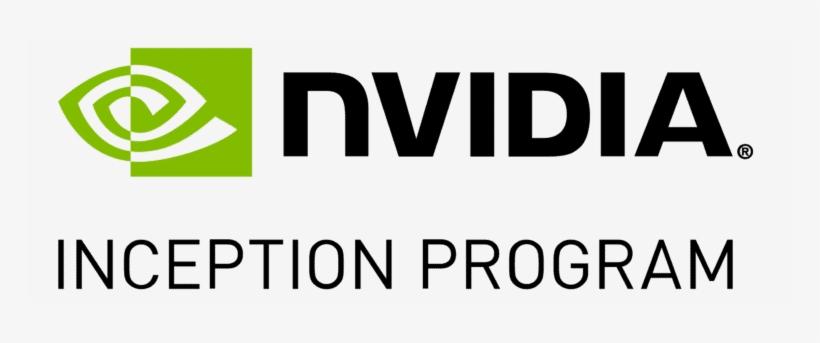 Nvidia Inception Logo - Nvidia Inception Program PNG Image