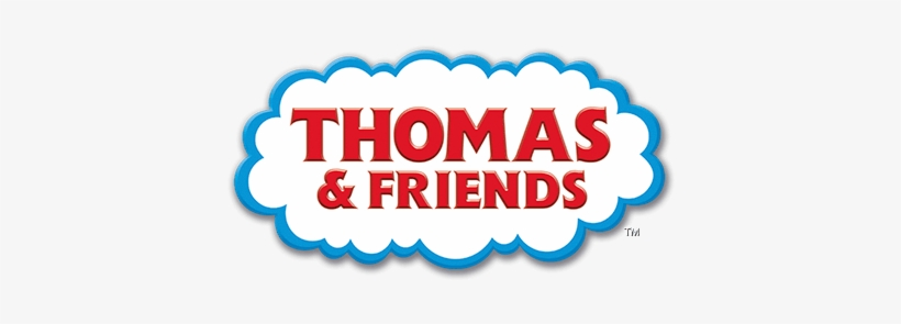 Thomas & Friends™ > - Thomas And Friends Logo Vector PNG