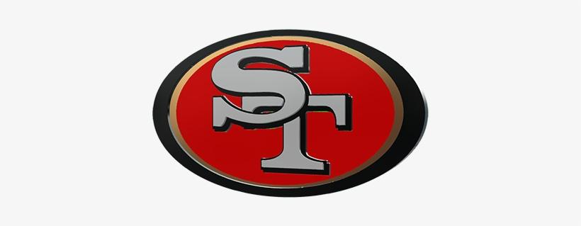 49ers Logo Transparent San Francisco 49ers Png Image Transparent Png Free Download On Seekpng