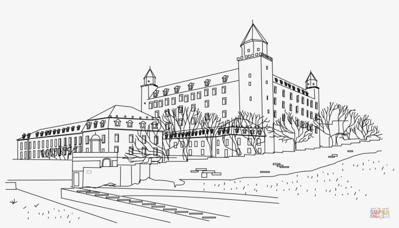 Neuschwanstein castle coloring pages - Hellokids.com | 469x820