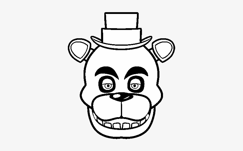 Various Five Nights At Freddy's Coloring Pages To Your Kids ... | 509x820