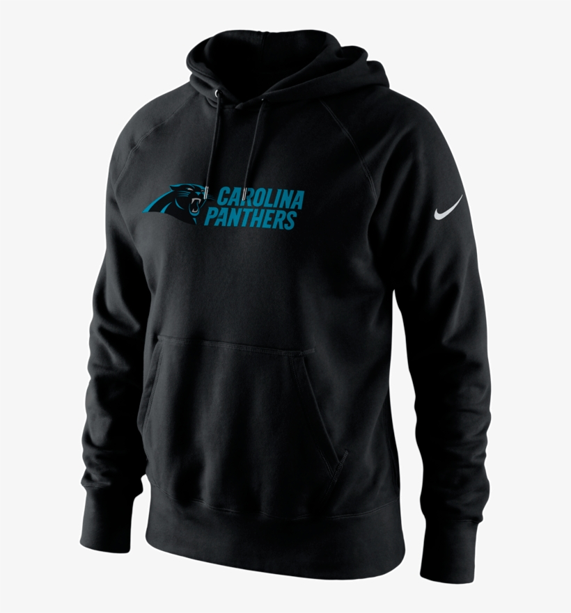 6879cd2dc Carolina Panthers Men s Nike Black Lockup Hoodie - Michigan Nike Zip Hoodie