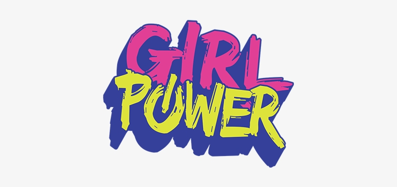 girl power logo png image transparent png free download on seekpng girl power logo png image transparent
