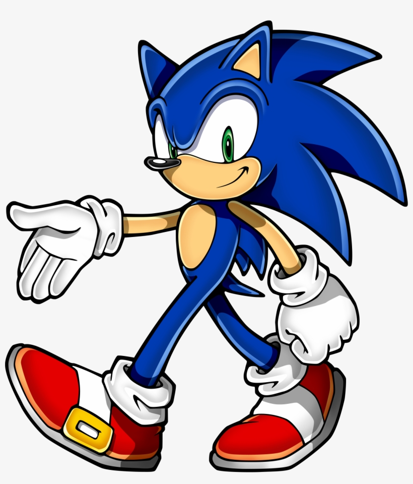 Sonic Hedgehog Characters N2 Sonic Characters Png Image Transparent Png Free Download On Seekpng