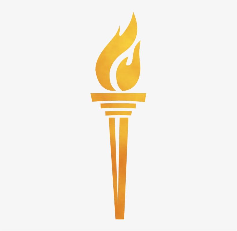 факел огня картинки