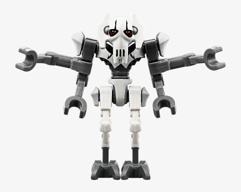 Star Wars - General Grievous Free Papercraft Download | 655x820
