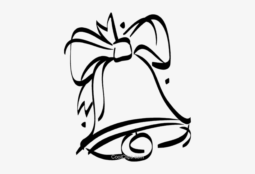 Christmas Bells Clipart.Christmas Bells Royalty Free Vector Clip Art Illustration