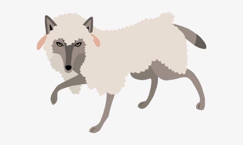 ручки картинки волки овечка ним относятся