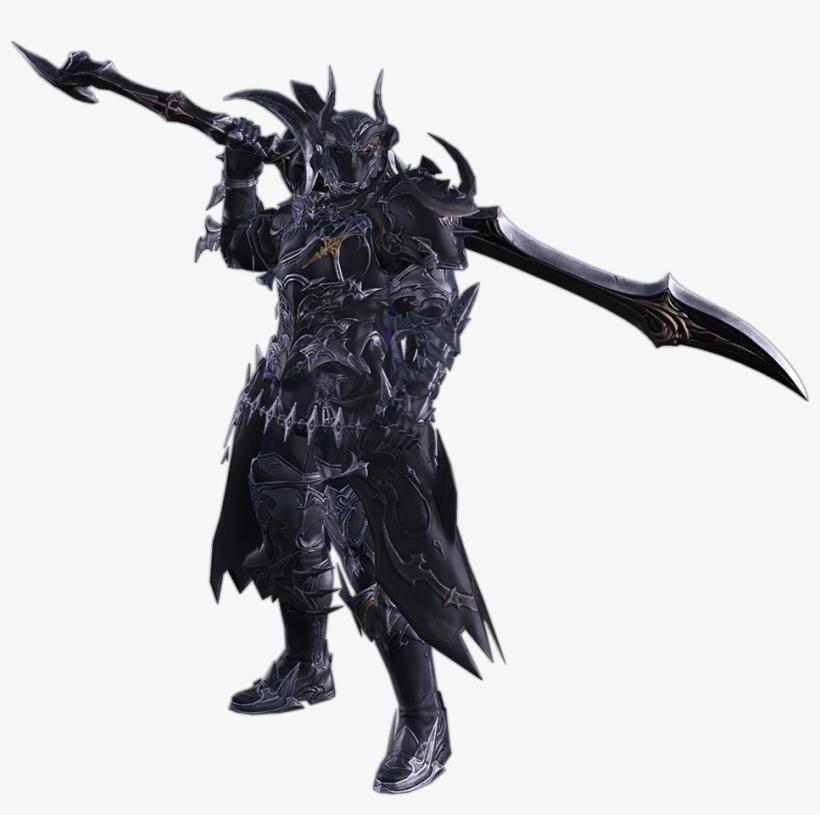 Image Ffxiv Stormblood Final - Ffxiv Dark Knight Stormblood