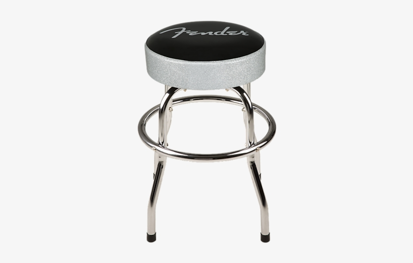 Enjoyable Fender Silver Sparkle Barstool Fender Worldwide 24 In Camellatalisay Diy Chair Ideas Camellatalisaycom