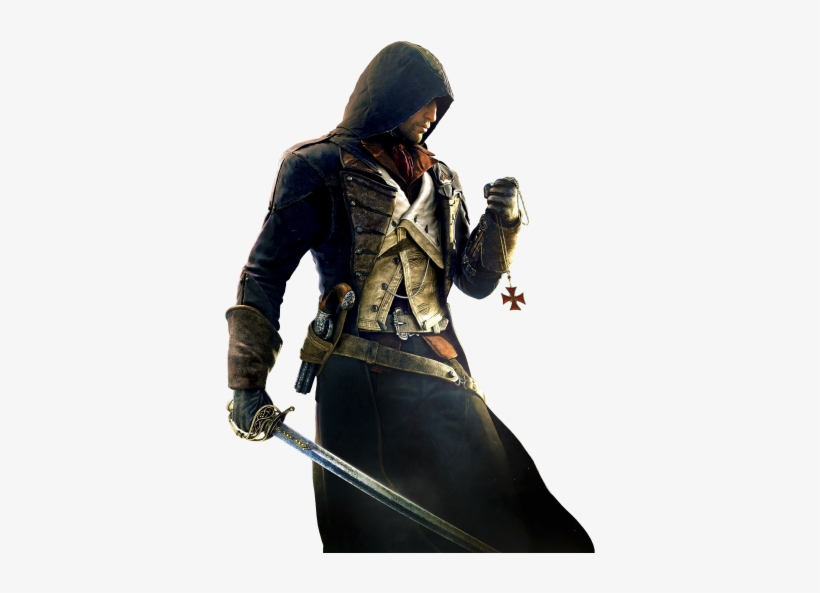 Download Assassins Creed Unity Arno Png Image Transparent Png Free Download On Seekpng