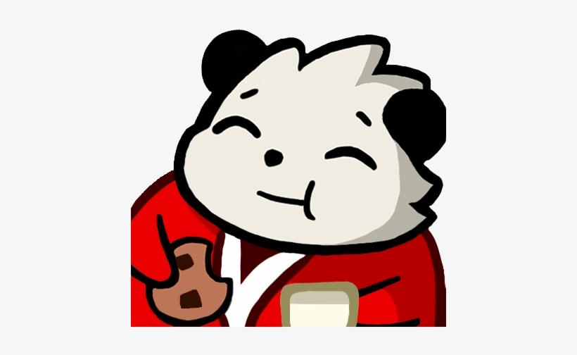 Pandasantacookie Discord Emoji Admiral Bahroo Panda Gif Png Image Transparent Png Free Download On Seekpng