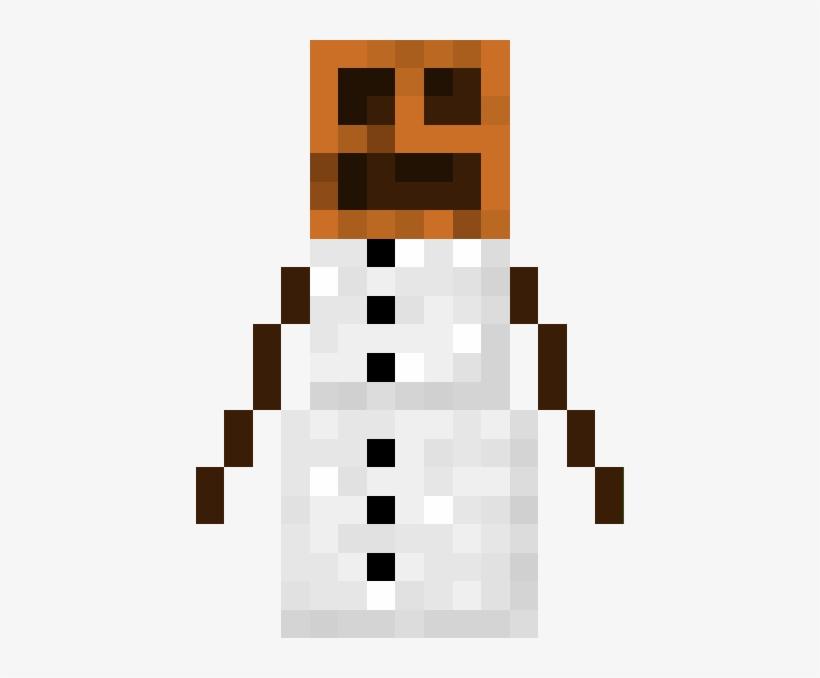 Snow Golem We Bare Bears Pixel Art Png Image Transparent