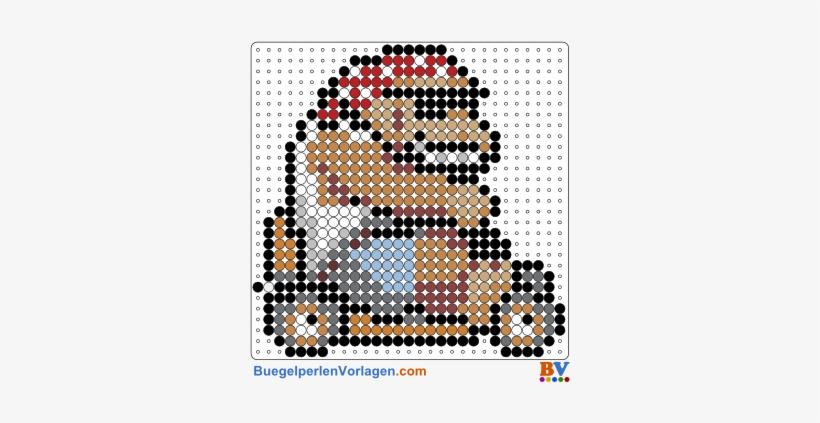 Mario Bros Bugelperlen Vorlage Auf Buegelperlenvorlagen