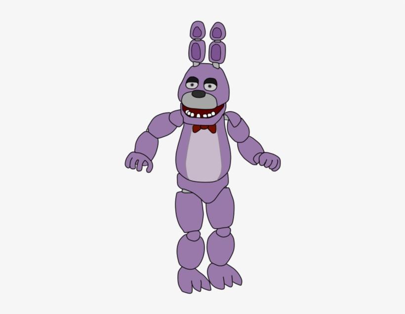 Bonnie Dibujos De Bonnie De Five Nights At Freddys 1 Png Image