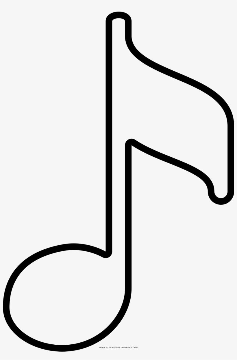 Nota Musical Desenho Para Colorir Notas Musicais Para Colorir