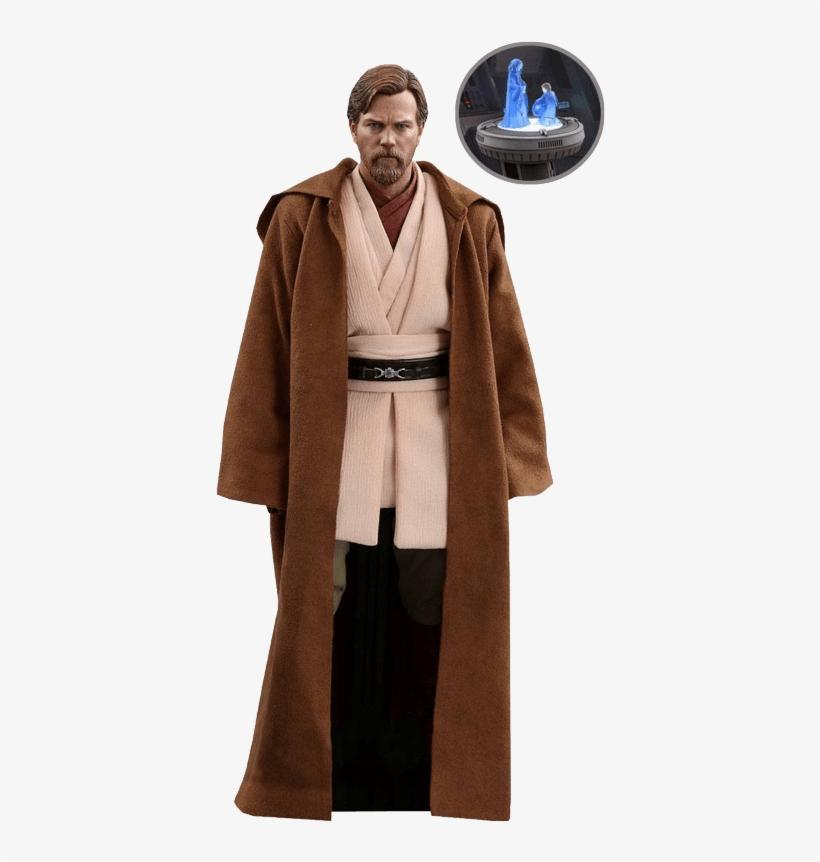 Obi Wan Kenobi Revenge Of The Sith Hot Toys Png Image Transparent Png Free Download On Seekpng