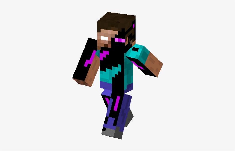 Infected Herobrine Skin Minecraft Skins Minecraft Funny
