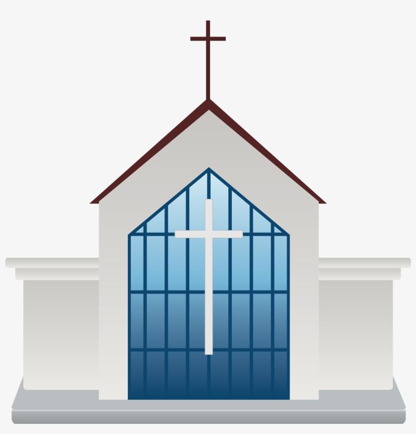 Chapel Cartoon Drawing Transprent Church Cartoon Png Image