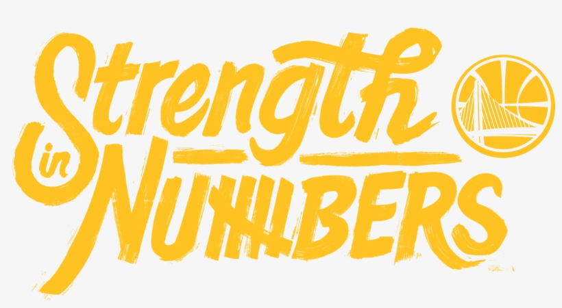 pretty nice 6fe55 9f55b Case Study - Golden State Warriors - Strength In Numbers Button