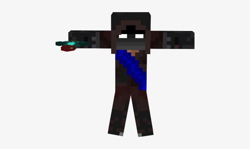minecraft shield hero skin