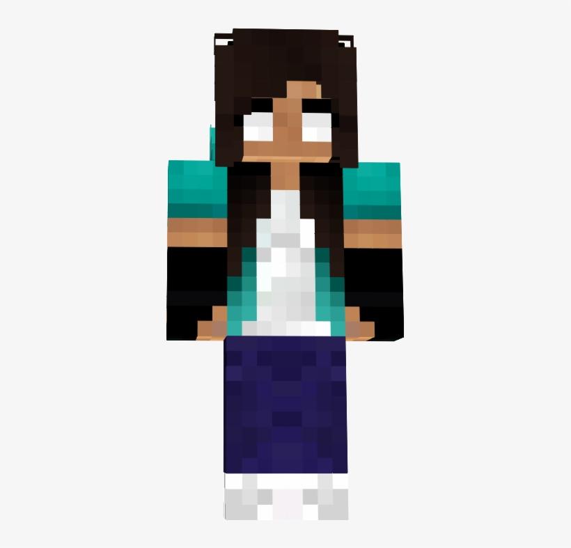 Minecraft Herobrine Girl Skins Minecraft Herobrine Girl Skin Png Image Transparent Png Free Download On Seekpng