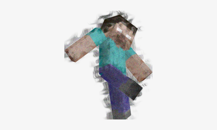 Herobrine Herobrine With Transparent Background Png Image