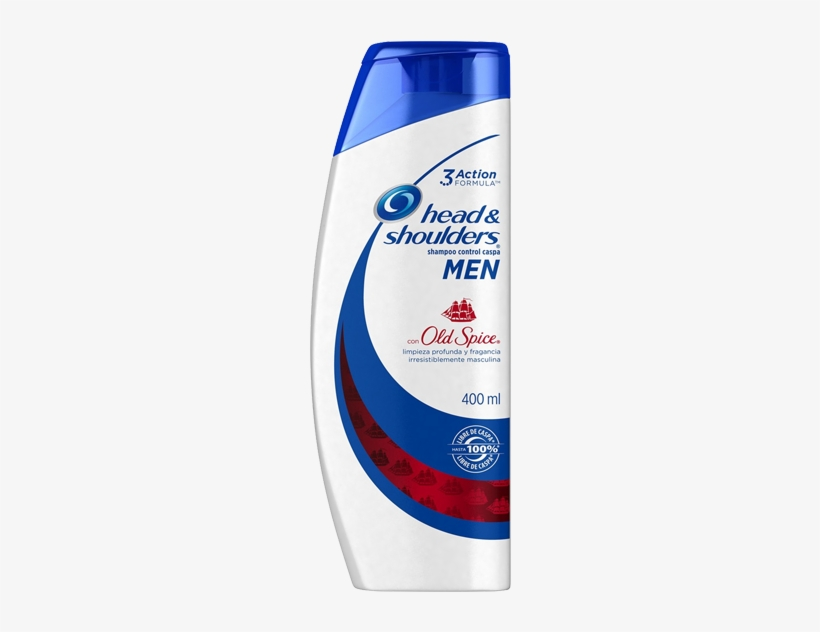 Old Spice Png Download - Head And Shoulders Old Spice Swagger PNG
