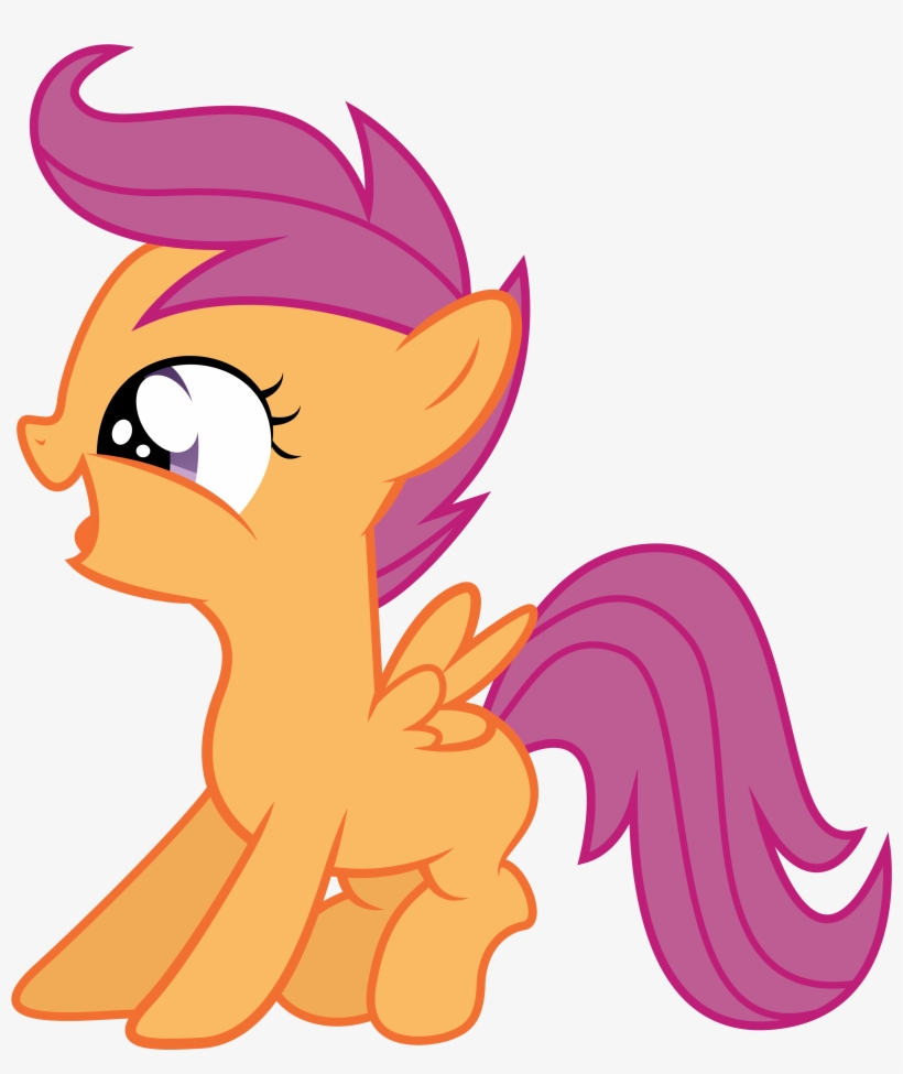 Scootaloo Excited Png Image Transparent Png Free Download On Seekpng You can download (932x858) scootaloo vector. scootaloo excited png image