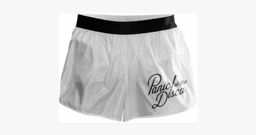 8de3fd8a9f1b Panic At The Disco Running Shorts $52 - Bekey Panic At The Disco Gym ...