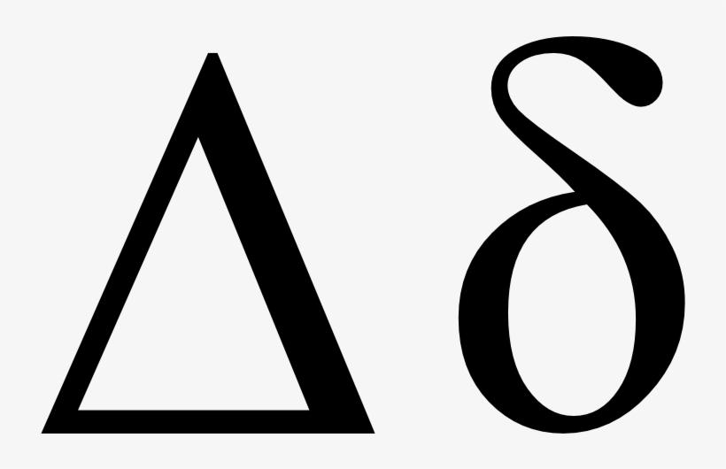 Delta Math Symbol