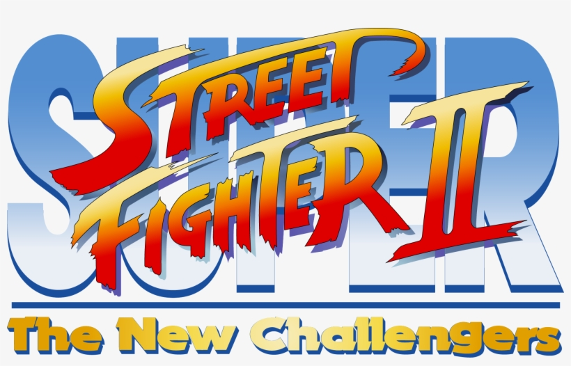 Visit Super Street Fighter Ii The New Challengers Logo Png Image