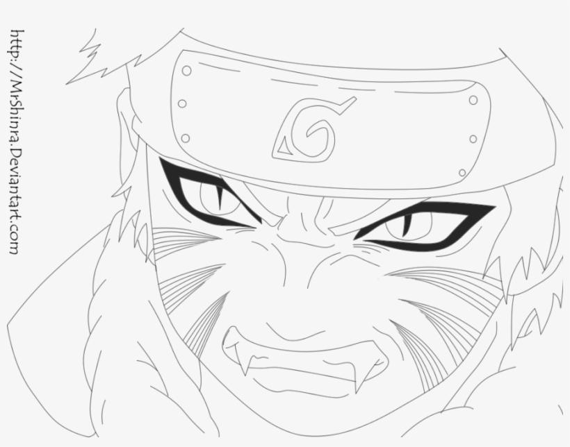 Rage Drawing Naruto Uzumaki Drawing Png Image Transparent Png Free Download On Seekpng