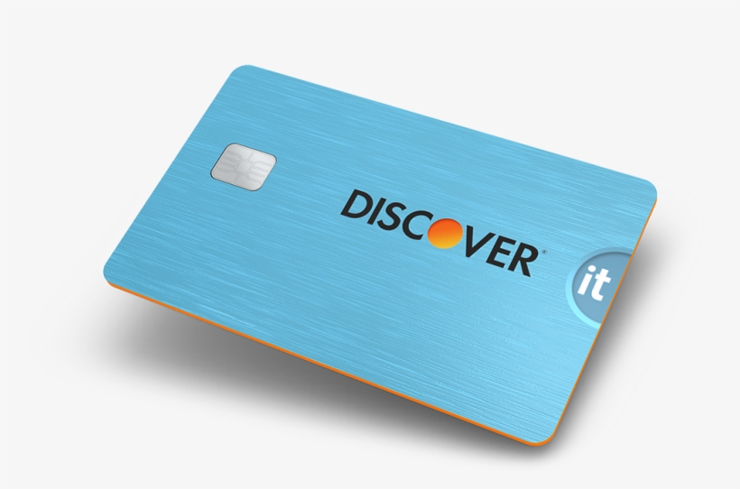 Say Hello To Discover Cash Back - Discover It Cashback Card PNG