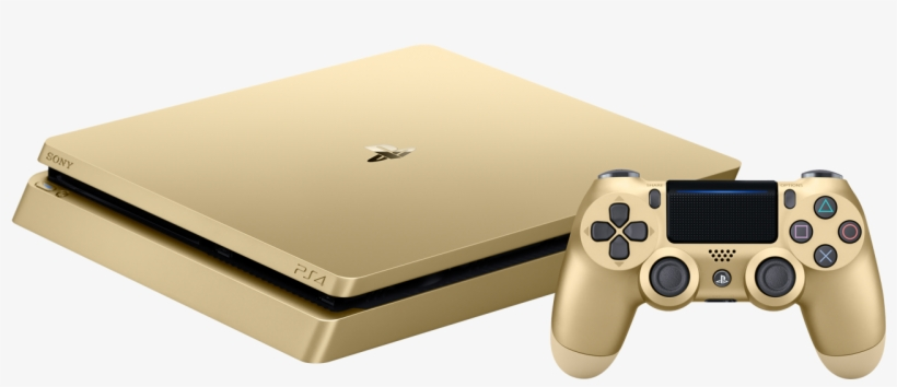 Product Name Playstation 4 Gold Ps4 Png Image Transparent Png Free Download On Seekpng