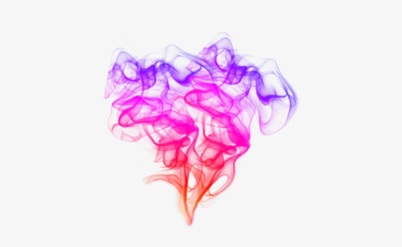 Download Free Transparent Image - Color Smoke Effect Png PNG Image