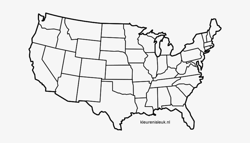 Map Of America Clipart.Usa Amerika United States Of America Map Kaart United States Of