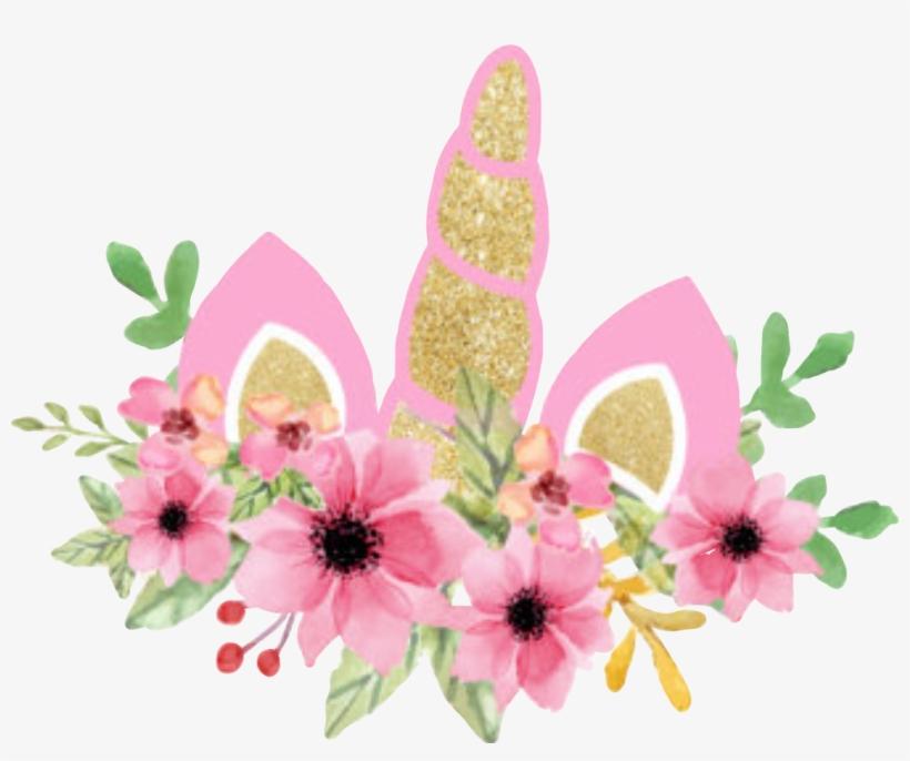 Moldura De Flores Png Tumblr