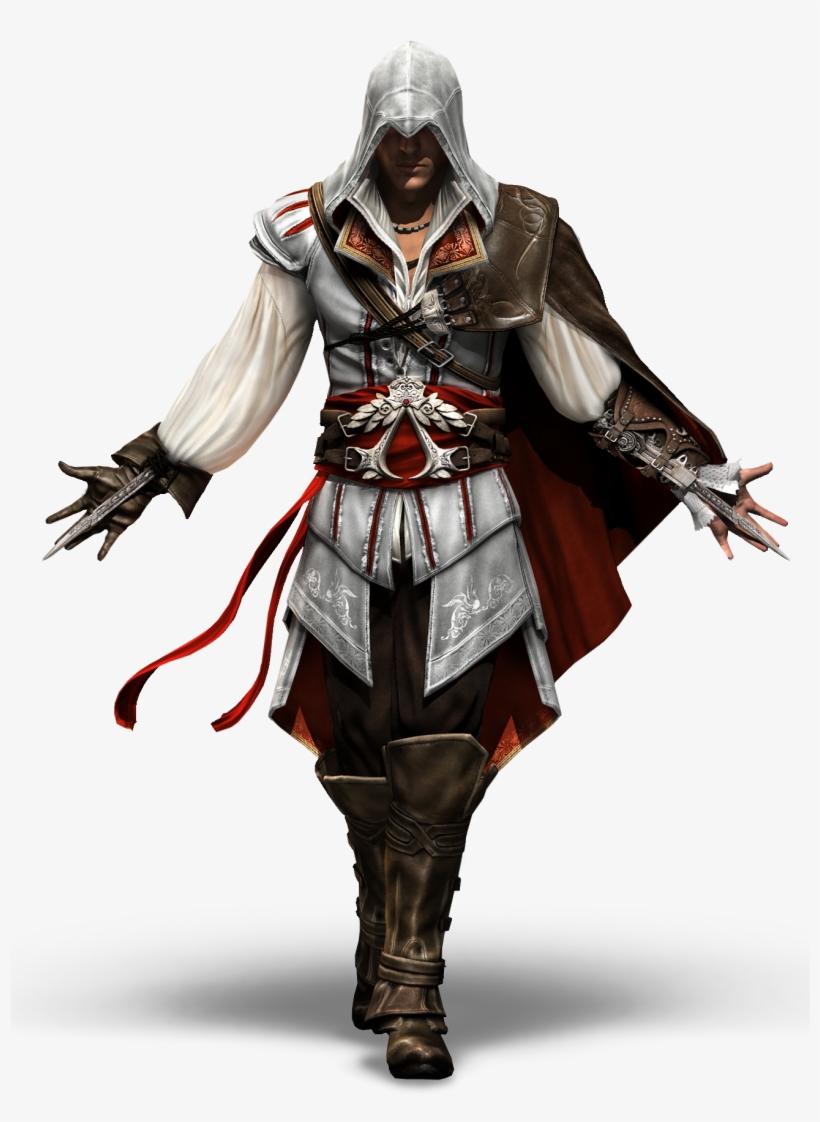 Ezio Auditore Da Firenze Assassin S Creed Ezio Art Png