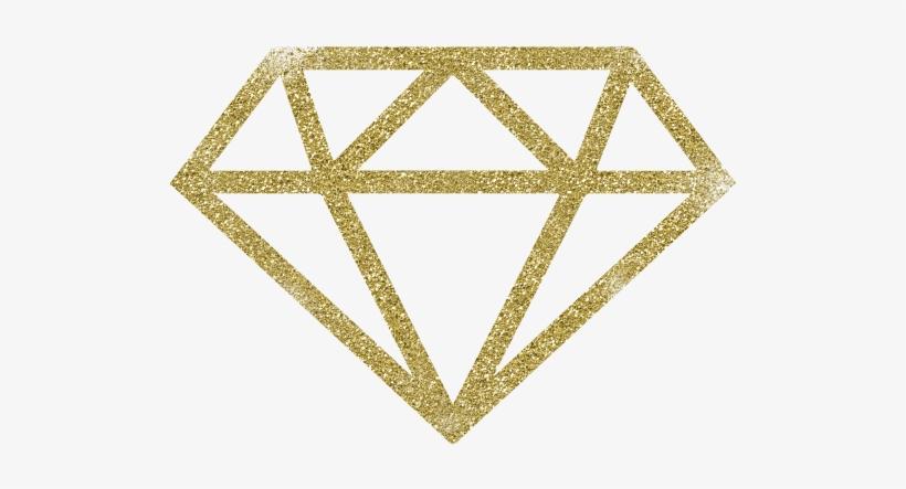 Golddiamond Dibujos Para Colorear De Diamantes Png Image
