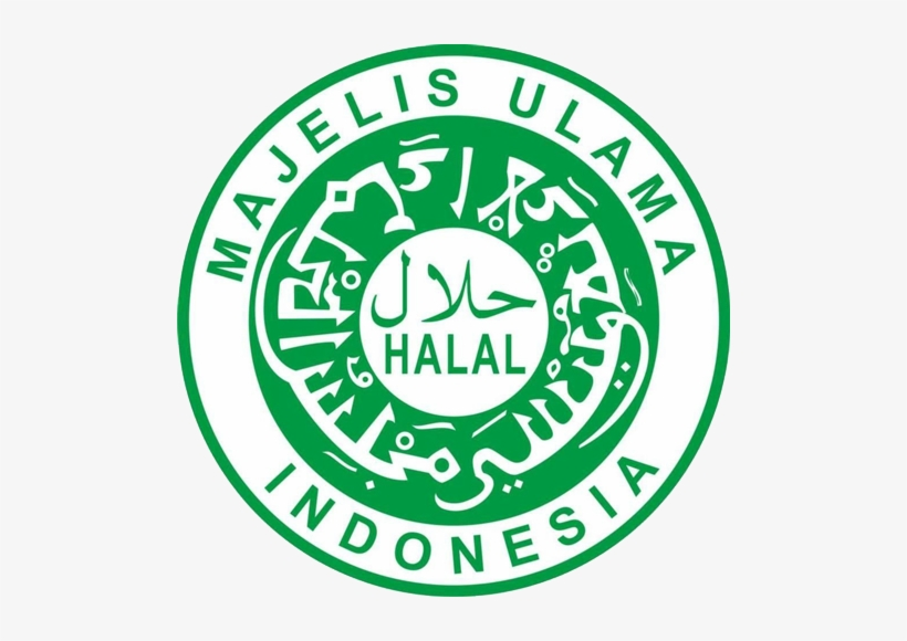 Logo Halal Mui Terbaru Png Image Transparent Png Free Download On Seekpng