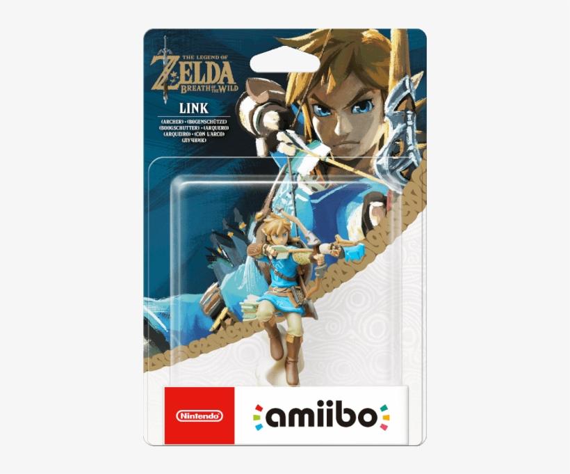 Link Amiibo The Legend Of Zelda Legend Of Zelda Breath Of