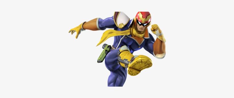 Super Smash Bros Wii U Captain Falcon Download - Amiibo Super Smash