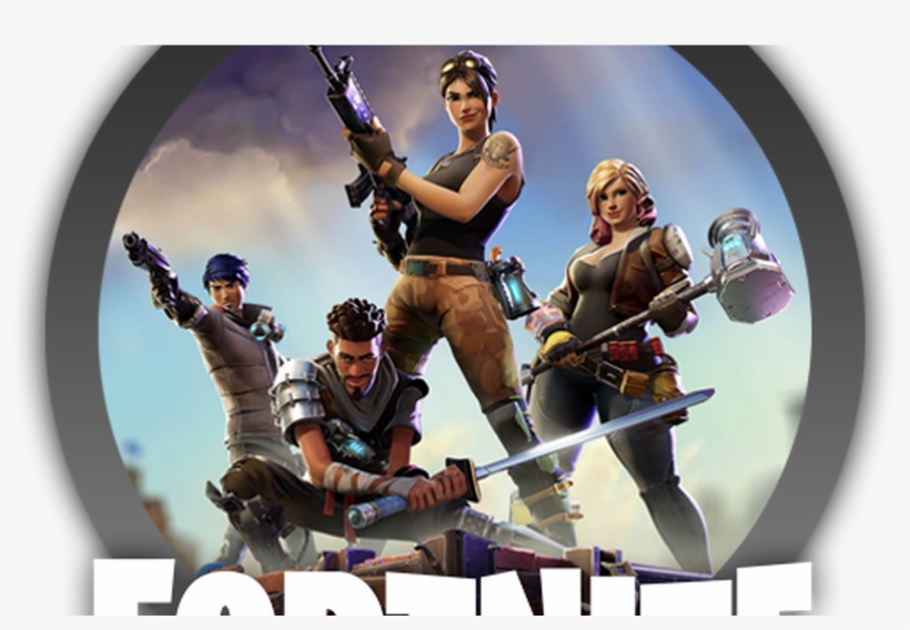 Fortnite Icon By Blagoicons On Deviantart - Epic Games Fortnite