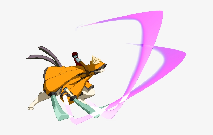 Bbcf Jubei Crush Trigger - Portable Network Graphics PNG Image